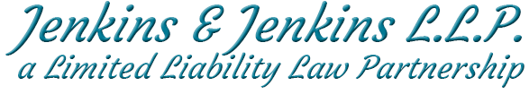 Jenkins & Jenkins L.L.P., a Limited Liability Law Partnership